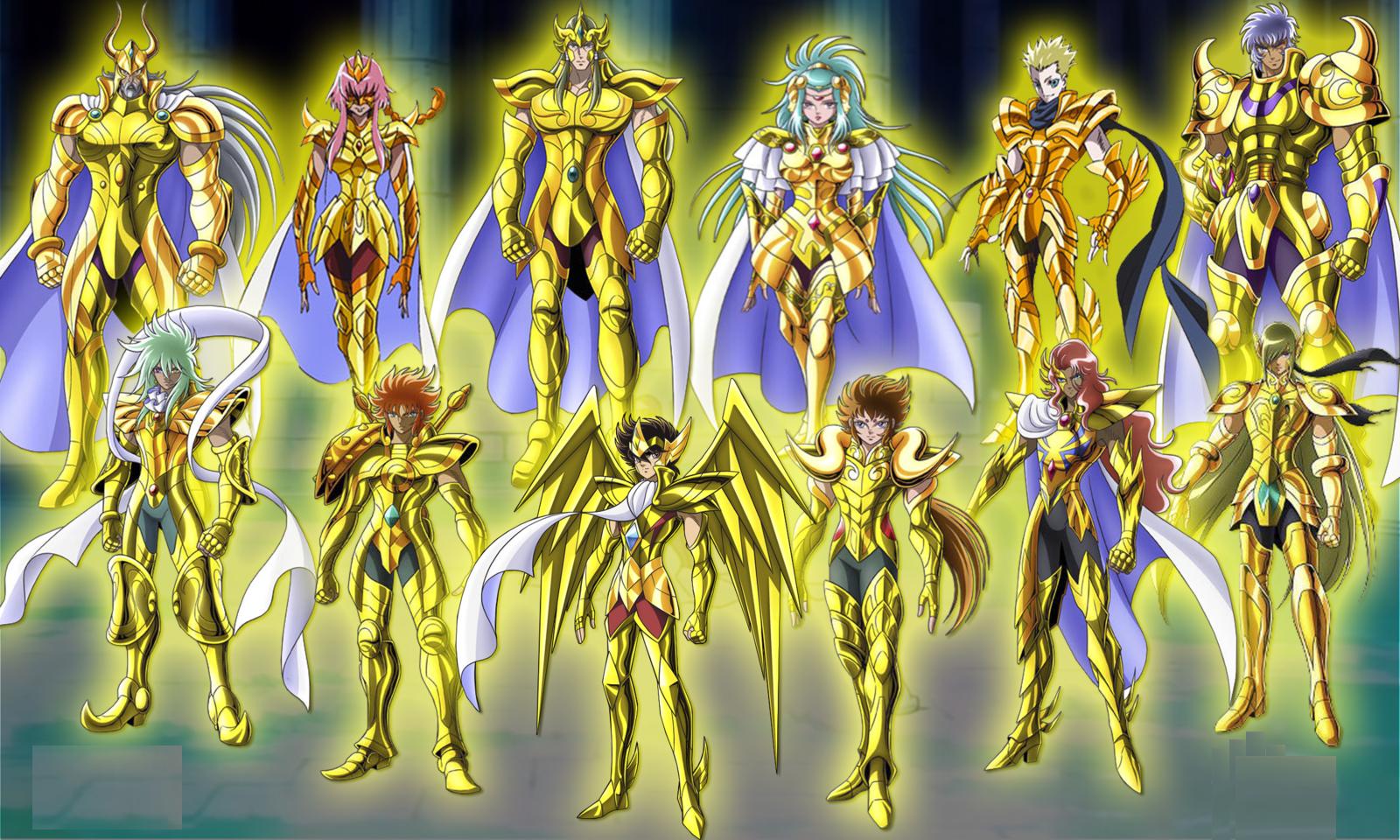Dorados Image: Les Chevaliers Du Zodiaque ( Saint Seiya
