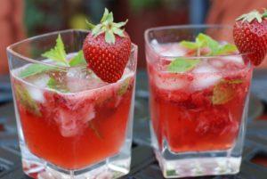 mojitos-fraise
