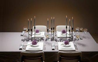 comment dresser une table la fran aise on vous dit. Black Bedroom Furniture Sets. Home Design Ideas