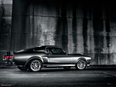 wallpaper-fonds-decran-Shelby Mustang GT500 side